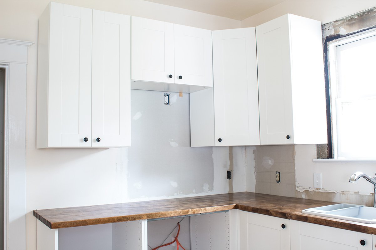 Donu0027t Know Whether To DIY Your IKEA Kitchen Cabinets? Let This Guide Help