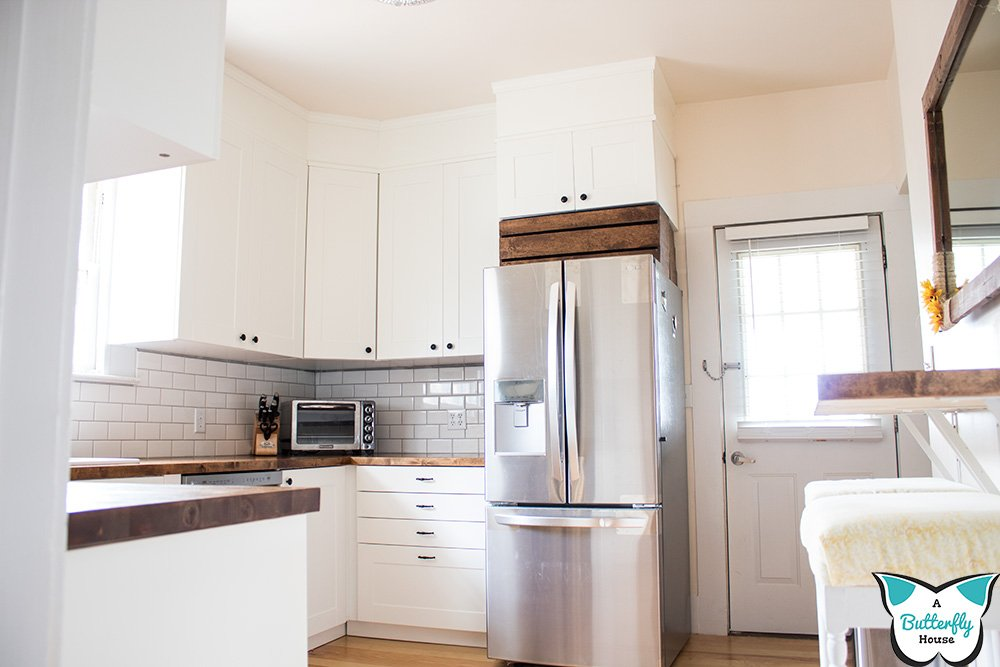 Budget Kitchen Remodel: How I Kept It Under $10,000 - A ...