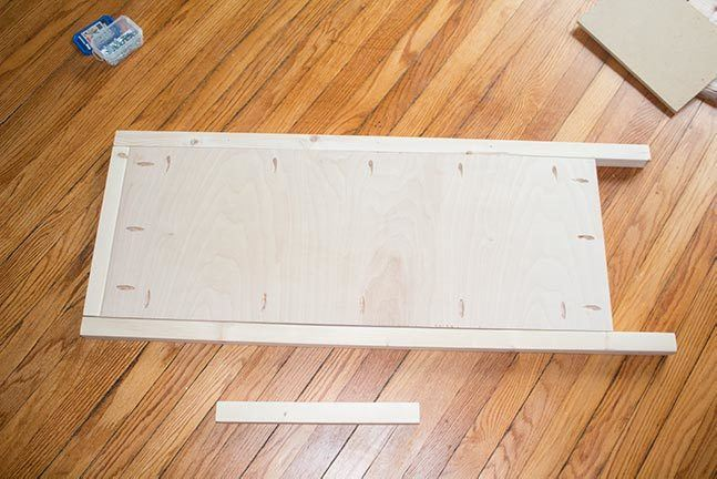 Want a hidden TV? Build an affordable DIY TV Lift Cabinet with this complete tutorial! #Furniture