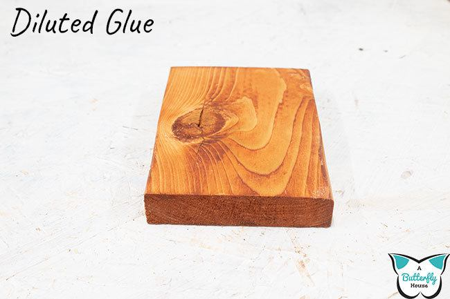 Learn five different methods for staining end grain, and see how they match up in a direct experiment! #woodworking