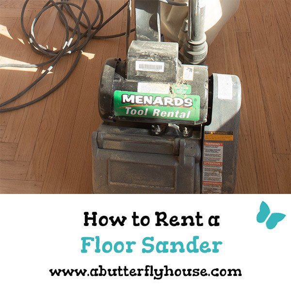Learn how to rent a floor sander, which stores rent sanders, and everything you need to know about saving money on your floor refinishing job!
