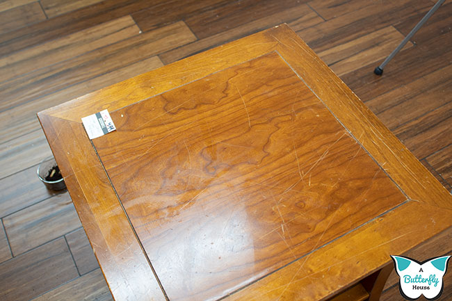 There is plenty of advice for removing scratches from wood furniture on the internet... but does it actually work? I test it out!