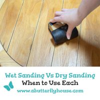 Not sure when to wet sand? Come find out the differences between wet sanding and dry sanding, and when to use each!
