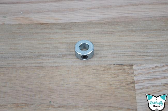 Pocket hole jig depth stop