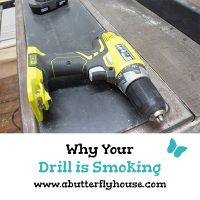 Did your drill start smoking during use? Come find out exactly why that happens, and what you need to do about it.
